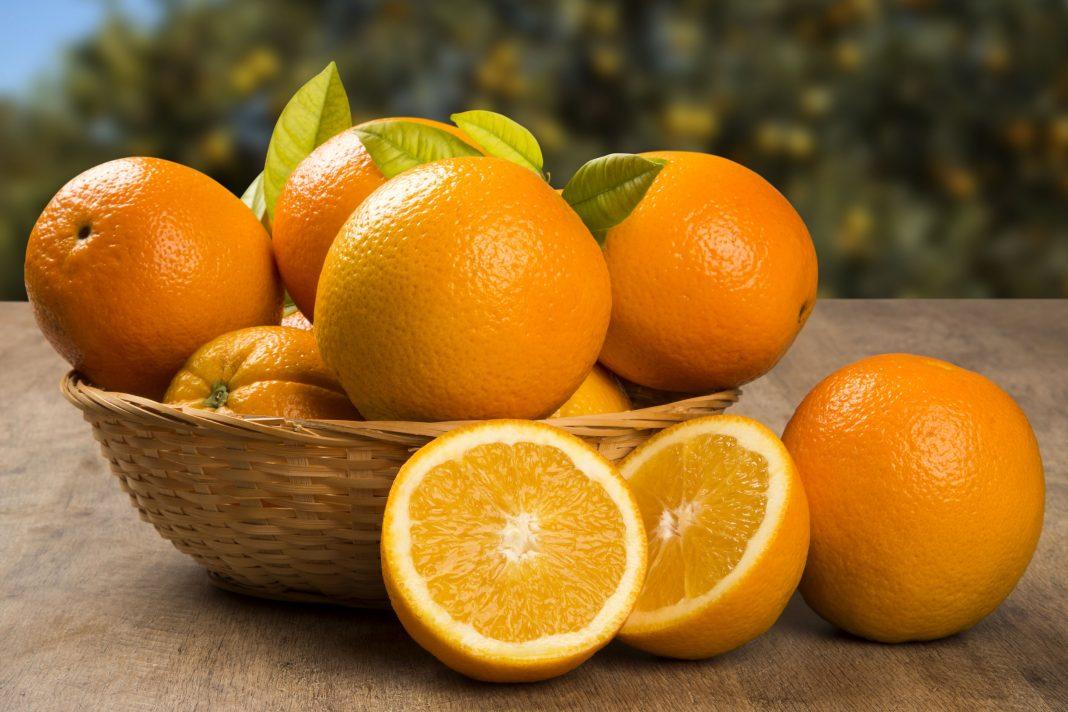 La naranja es parte de una buena nutrición